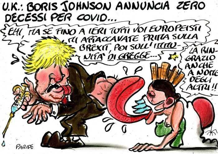 La rivincita di Boris