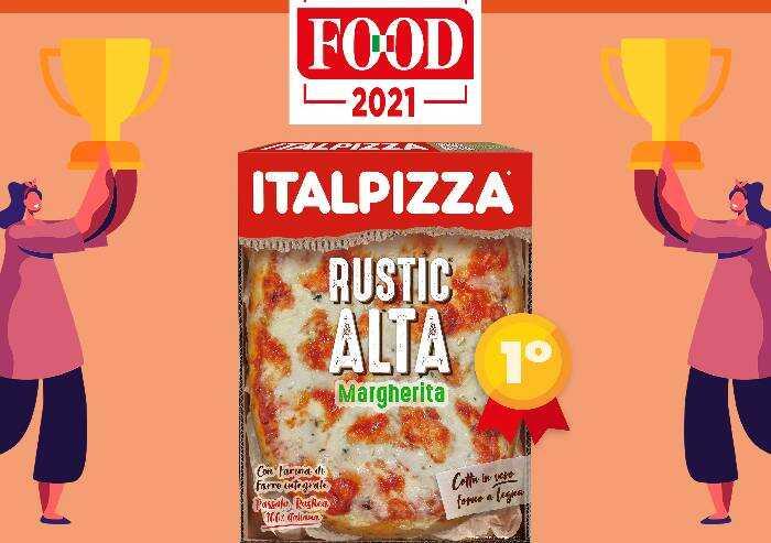 Italpizza, premiata per il 'miglior prodotto food 2021'