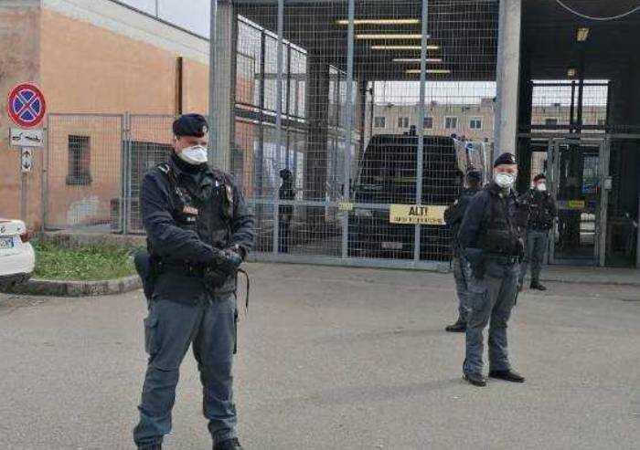 'Covid in carcere, in Emilia Romagna record di contagiati'