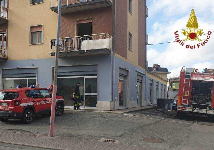 Pavullo: appartamento a fuoco, anziana all'ospedale