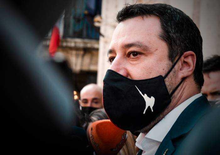 Open Arms, Salvini rinviato a giudizio per sequestro di persona