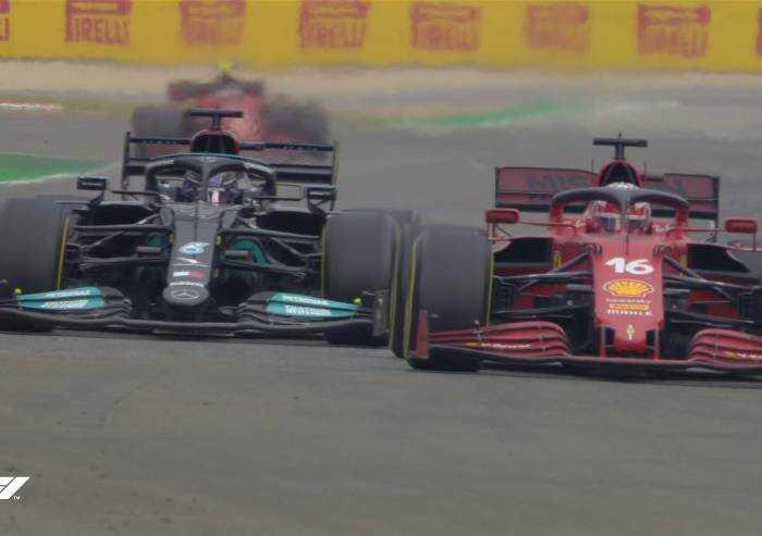 Gran Premio F1: spettacolo a Imola, ma Ferrari ancora giù dal podio