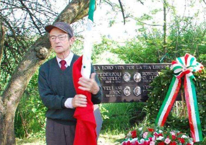Lutto a Soliera, è morto il partigiano Enea