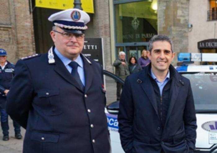 Nuovo comandante polizia locale Modena, Roberto Riva Cambrino in pole