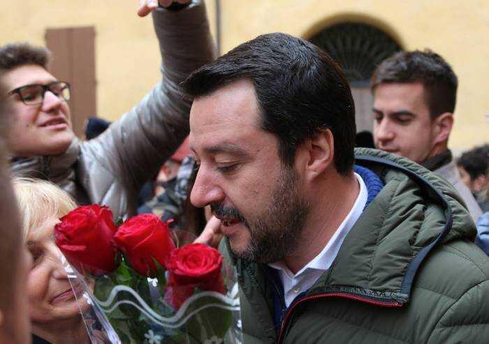 Salvini ha un altro alleato: il sindaco Muzzarelli