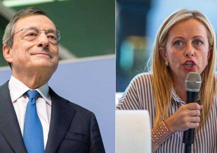 Sondaggio Monitor: cala ancora fiducia in Mario Draghi e nel governo