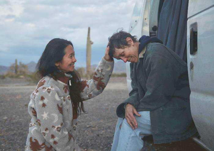 Maranello e Pavullo: il cinema riparte con Nomadland
