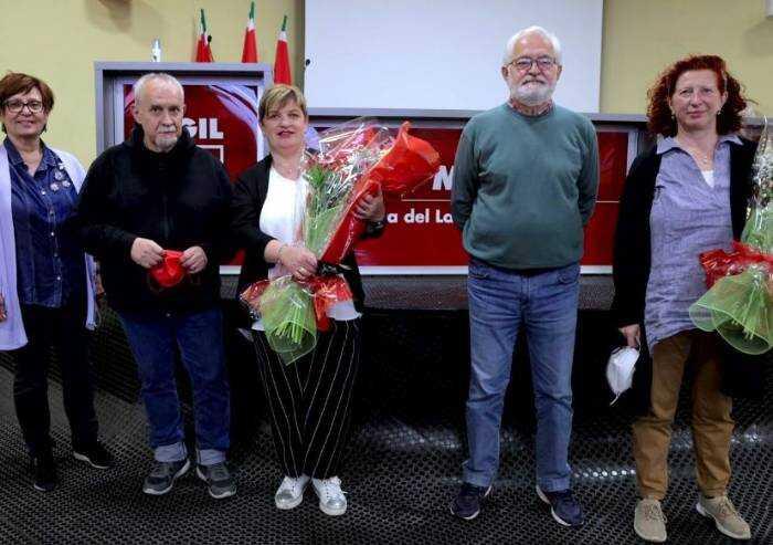 Segreteria Spi-Cgil, entra l'ex consigliere regionale Pd Serri