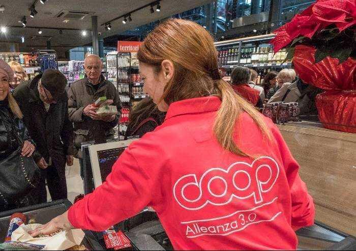 Coop Alleanza 3.0, l'obiettivo ora è il ritorno all'utile nel 2022