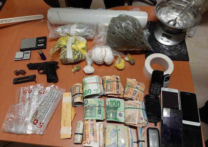Formigine, 44enne albanese trovato con droga e 43mila euro in contanti
