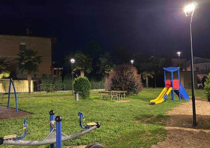 Maranello, nuovi punti luce in strade e parchi