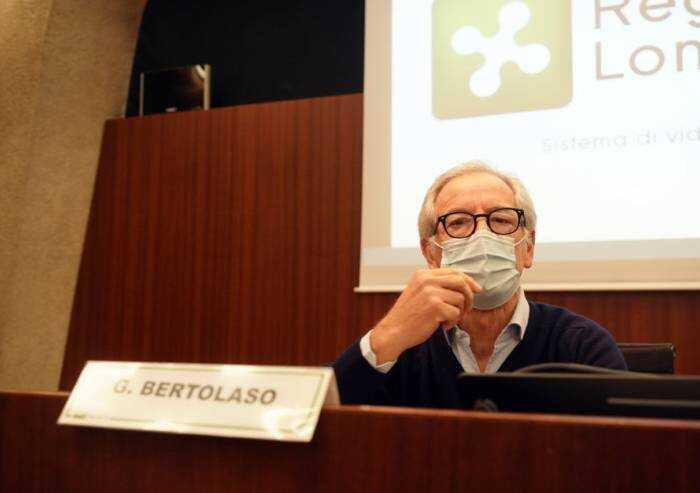 Vaccino Lombardia, Bertolaso disobbedisce a Figliuolo