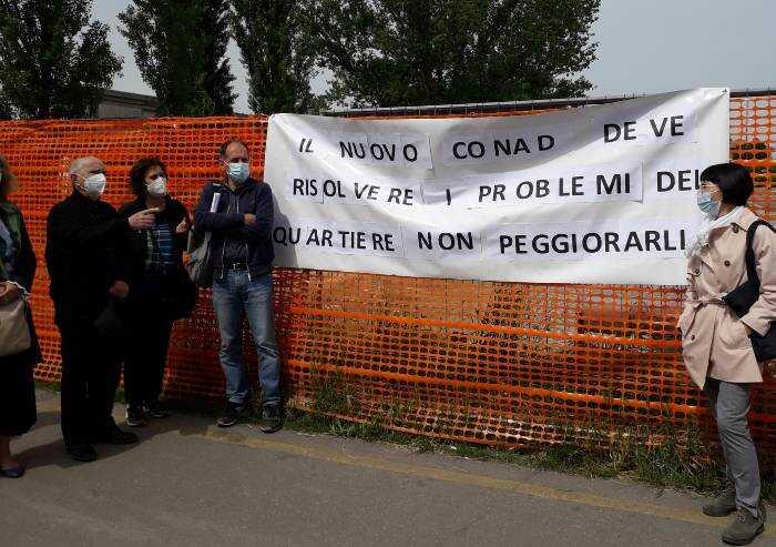 Stop al Conad Madonnina: esposto di cittadini e comitati