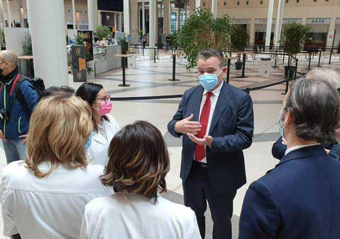 Covid, l'assessore Donini: 'Emilia Romagna verso zona bianca'