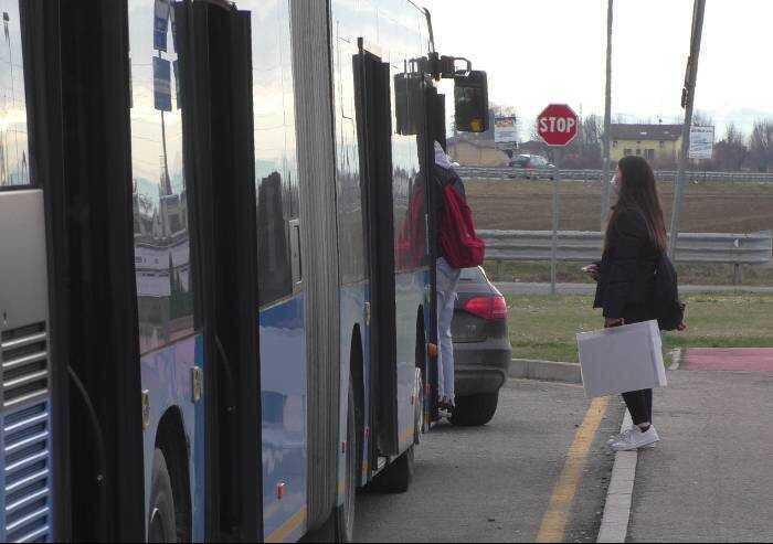 Diritto allo studio negato da un trasporto pubblico inadeguato