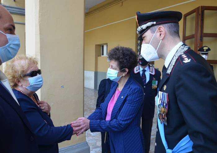 Modena, anniversario dell'Arma nel segno del vicebrigadiere Tona