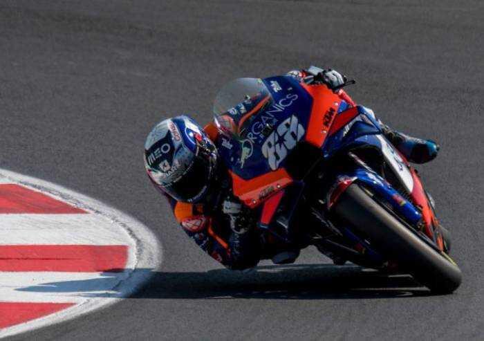 MotoGp Barcellona, vince Oliveira. Ancora calvario per Valentino Rossi