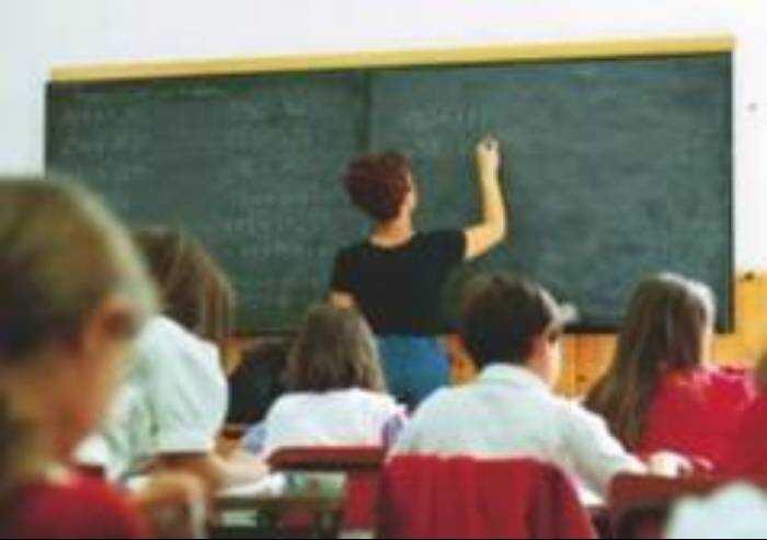 Calo demografico? Sbagliato ridurre le sezioni nelle scuole