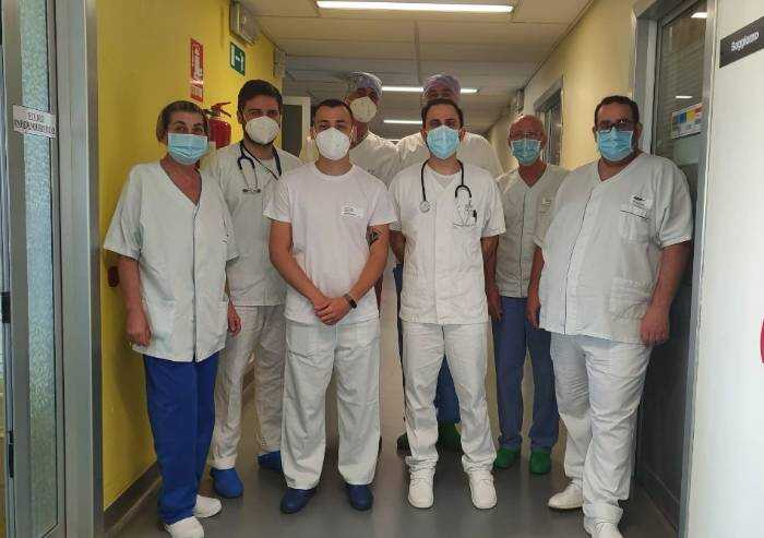 Mirandola e Pavullo, gli ospedali tornano Covid free