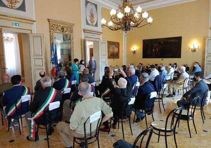 Modena, medaglie d'onore agli internati nei lager nazisti