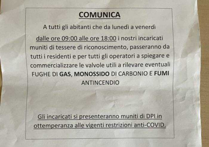 'Modena, anziana truffata: 400 euro per un 'rilevatore gas' da 5 euro'
