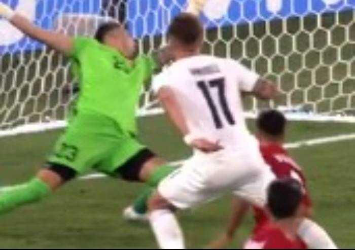 Europei: l'Italia stravince 3-0 e all'Olimpico c'è il pubblico