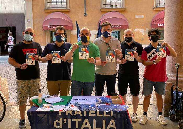 Fratelli d'Italia: 'No al Nutriscore, attacco ai nostri prodotti'