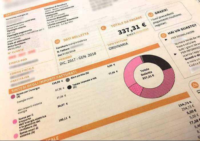La ripresa...dell'inflazione: a Modena aumento spesa per utenze e casa