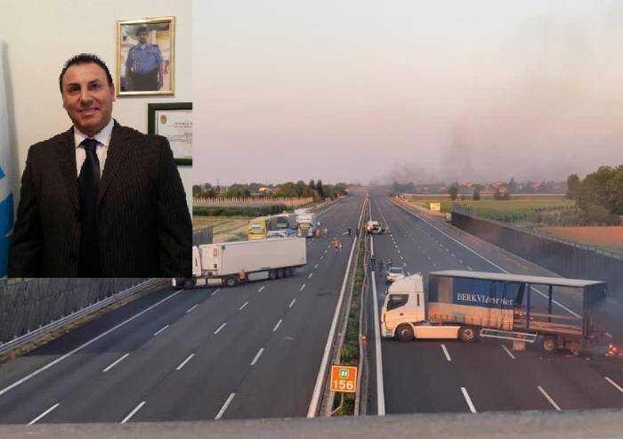 'Inferno in A1, poteva essere una strage, urge vertice tra prefetti'