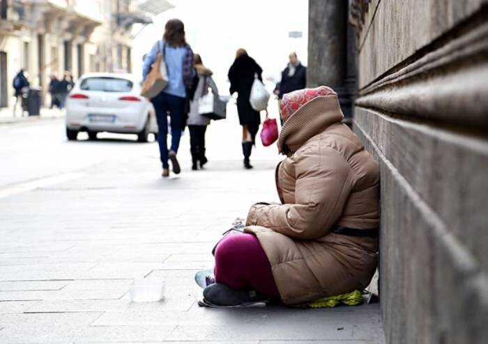 Istat, oltre 5,6 milioni di persone in povertà assoluta