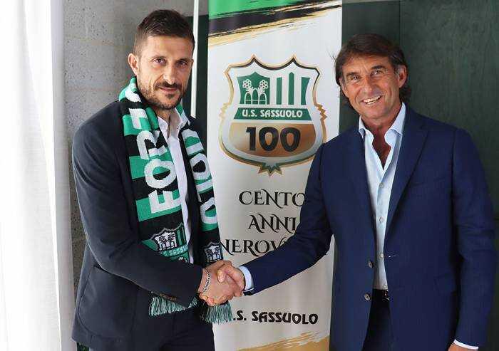 Alessio Dionisi è il nuovo allenatore del Sassuolo calcio
