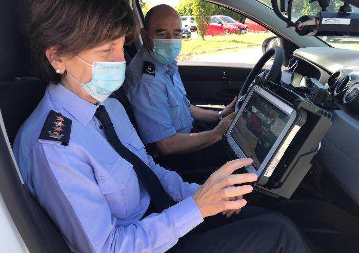 Safer Traffic Modena, Ausl accende fari su sicurezza dello strumento
