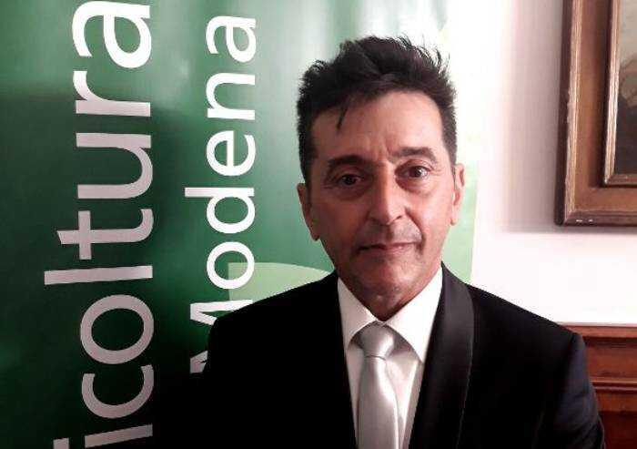 Confagricoltura Modena, Corradi riconfermato presidente