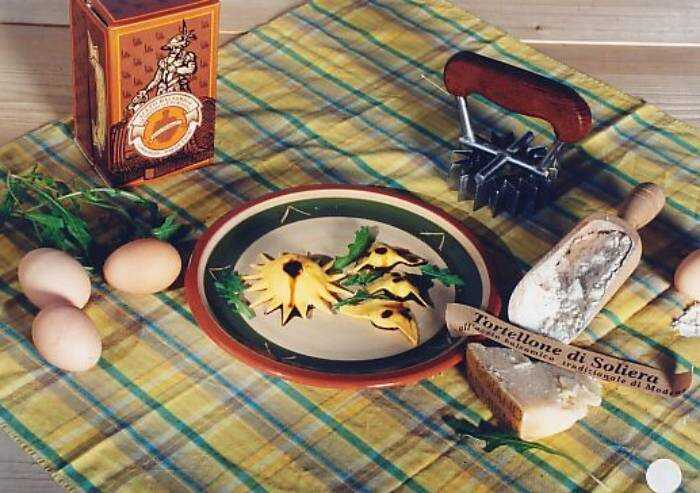 Il Tortellone Balsamico riaccende la tradizionale Fiera di Soliera