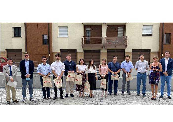 Abitcoop, premio Francesco Reggiani 2021: consegnate borse di studio