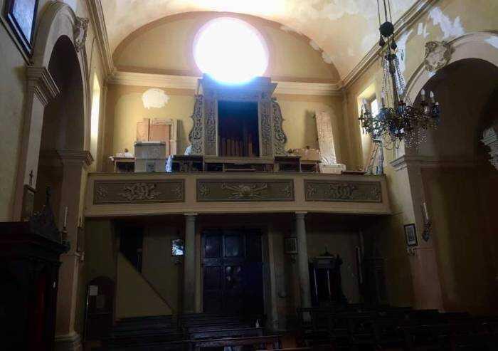 Gaiato di Pavullo, rinasce l'antico organo