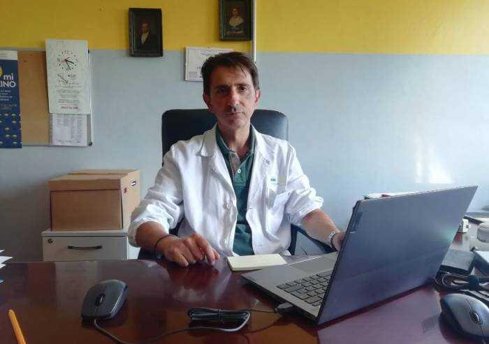 Carpi, il nuovo direttore sanitario del Ramazzini è Francesco Casulli