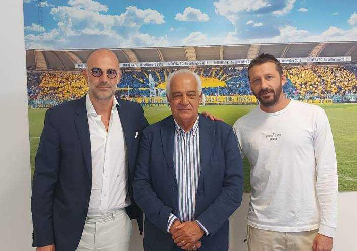 Il Modena ingaggia Baroni in difesa e capo scouting Pecini