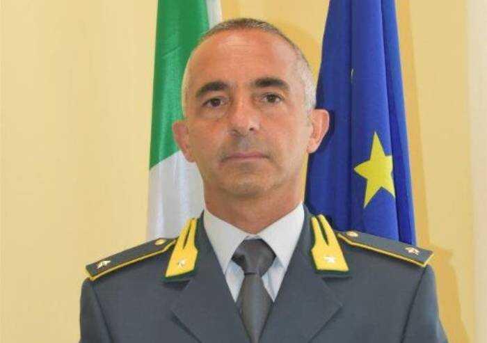 Finanza, l'ufficiale Torresi alla guida della Tenenza di Mirandola