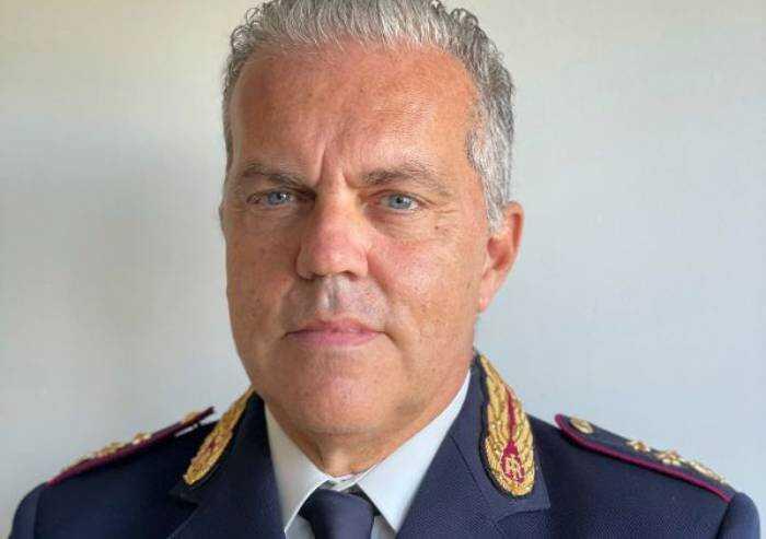 Polizia Modena, va in pensione il vice dirigente Marco Barbieri