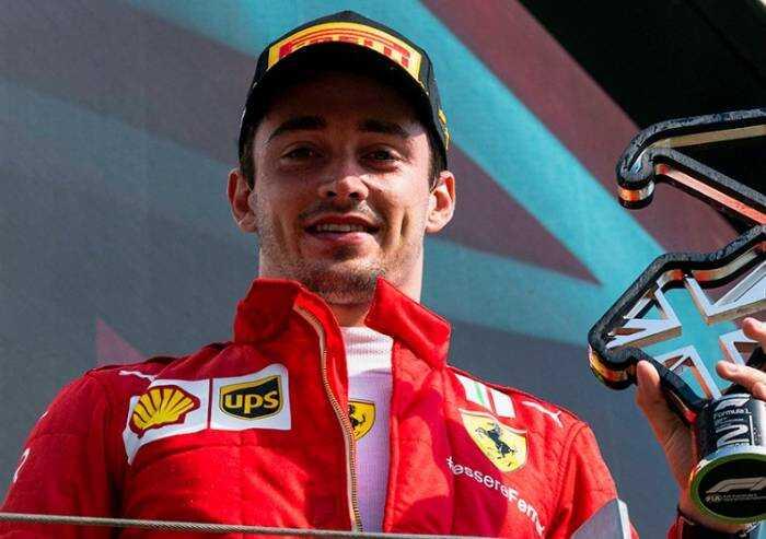 Silverstone: Ferrari a testa alta con Leclerc secondo