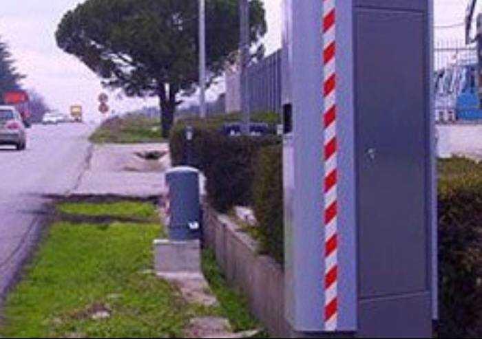 Carpi, in arrivo due velox fissi h24 sulla Romana Sud
