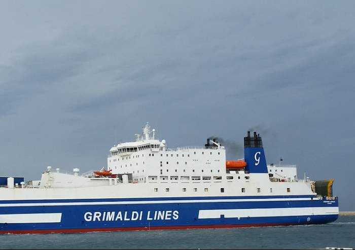 C'è l'accordo tra Grimaldi e Armas Trasmediterránea: nasce Trasmed gle