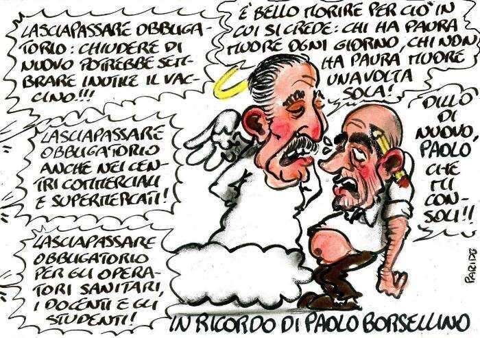 Dillo ancora Paolo...