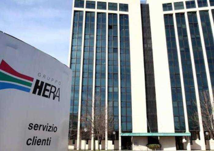 Hera presenta al Comune il conto 2021: 33,5 milioni