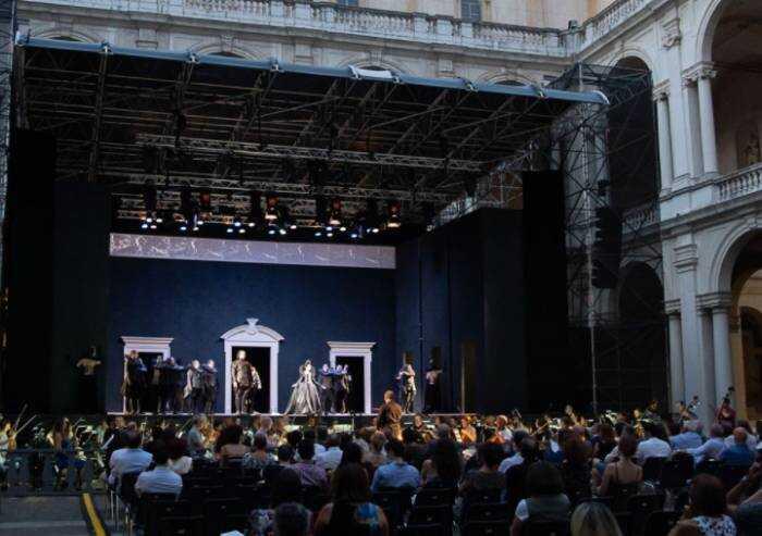 Modena, torna il Rigoletto e rivive il Teatro