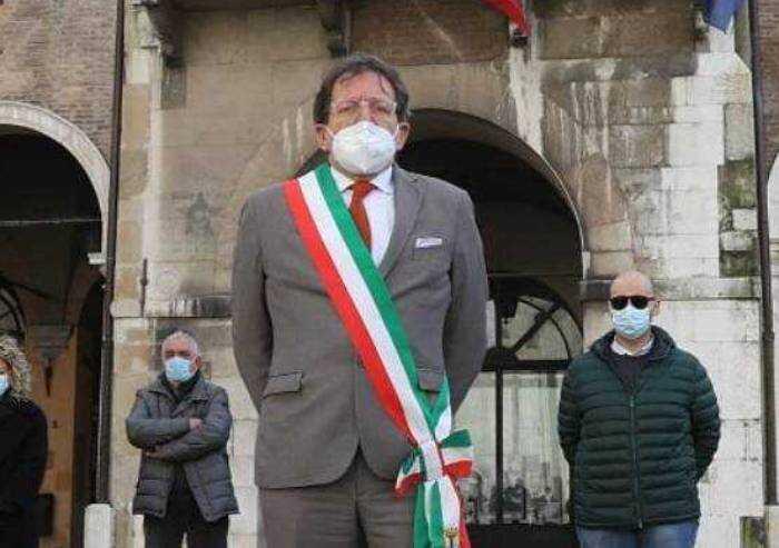 Il sindaco di Modena Muzzarelli: 'Bene il green pass'