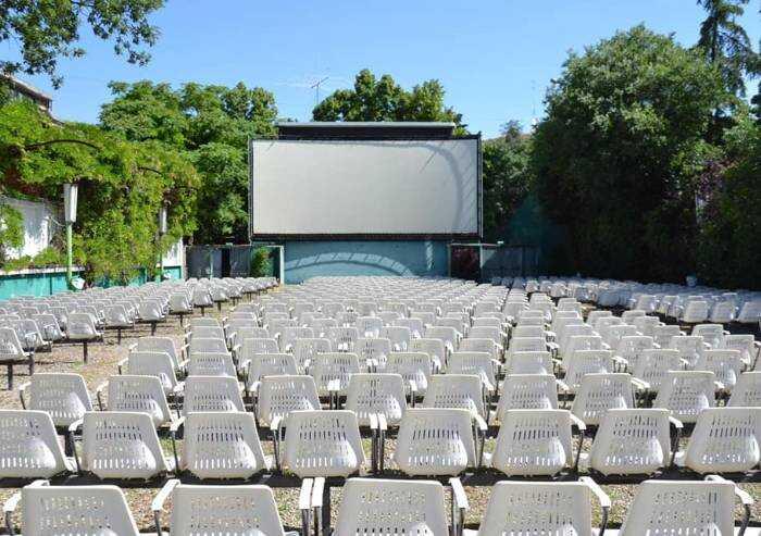 Modena, anche il Cinema all'aperto si adatta. 'Si entra solo mostrando Green Pass'