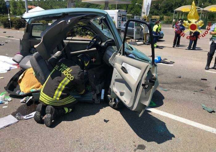 Modena: un incidente su 4 nella fascia oraria 16-18