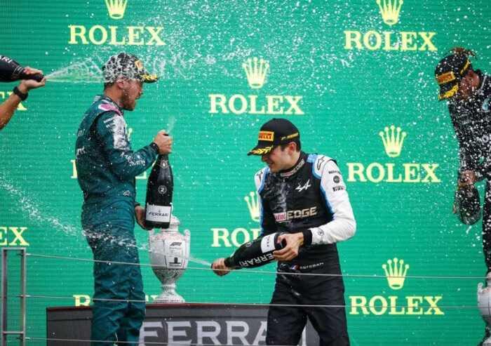 Gp Ungheria, nella gara delle sorprese, la certezza del flop Ferrari